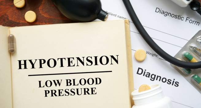 Low blood pressure treatment Delhi